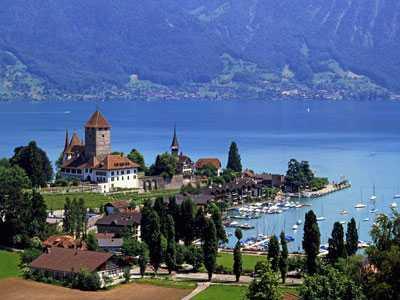 Рост цен на недвижимость Швейцарии