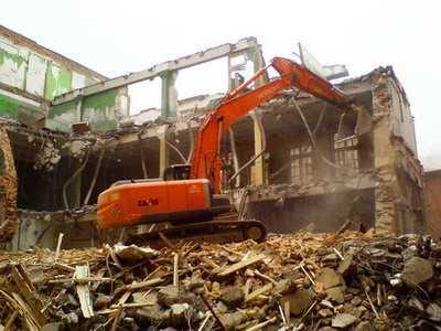 Преступная реконструкция исторического корпуса Москвы