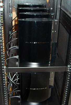 Астрофизики поменяли Суперкомпьютер на 8 приставок PlayStation 3