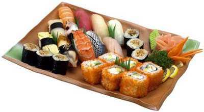 Как подготовить роллы и суши в семейных договорах