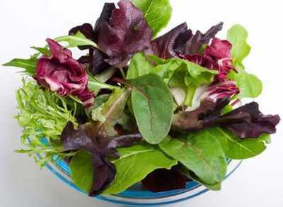 Весенние салаты и их приготовления
