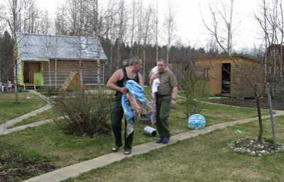 Захват доли земляного участка соседом
