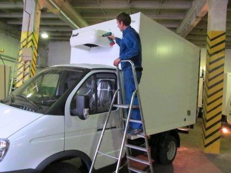 Автомобильные рефрижераторы: виды холодильного оборудования