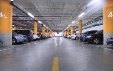 Особенности парковок в торговых центрах