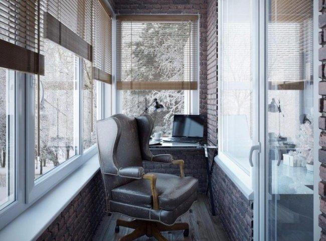 Типы профилей для теплого остекления балконов