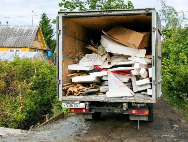 Кода необходим срочный вывоз мусора?