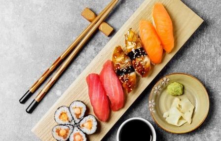 Мифы о роллах и суши